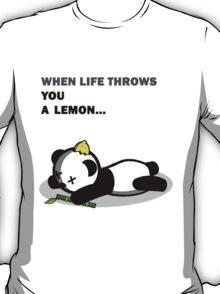 Panda Problems T-Shirt