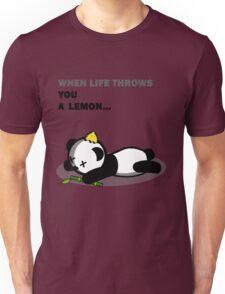 Panda Problems Unisex T-Shirt