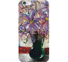 Green Vase iPhone Case/Skin