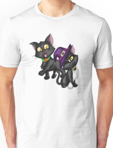 Halloween Kittens Unisex T-Shirt