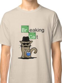 Breaking Cat  Classic T-Shirt