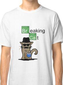 Breaking Cat  Classic T-Shirt