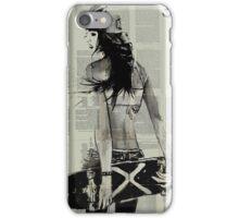sk8er gurl iPhone Case/Skin