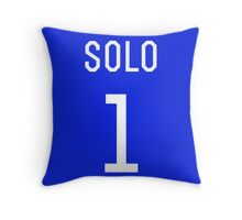 Hope Solo #1 Throw Pillow
