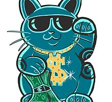 Cash Cat by raaynee