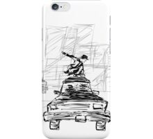Pedestrian Parkour iPhone Case/Skin
