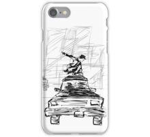 Pedestrian Parkour iPhone Case/Skin