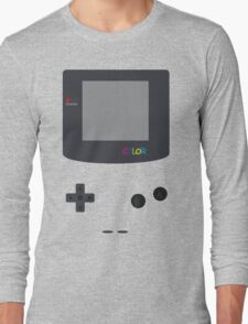 Gameboy Color shirt Long Sleeve T-Shirt