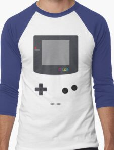 Gameboy Color shirt Men's Baseball ¾ T-Shirt