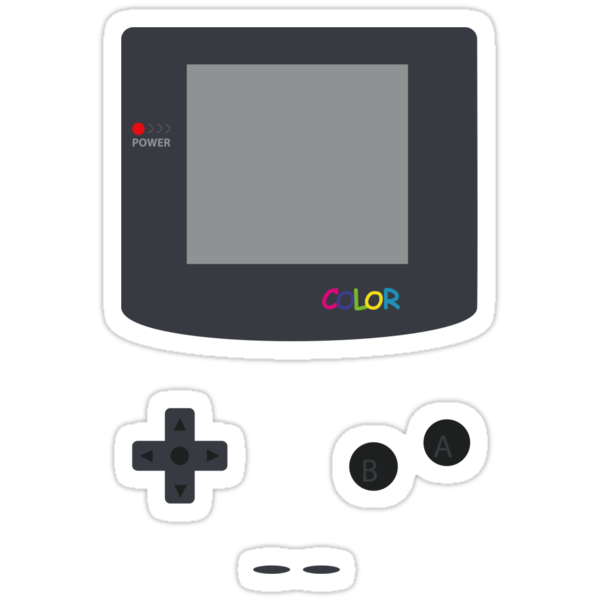 Gameboy Color shirt by goingbananas