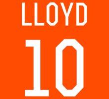Carli Lloyd #10 Kids Clothes