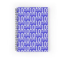 Carli Lloyd #10 Spiral Notebook