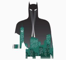 Gotham's Knight Kids Clothes