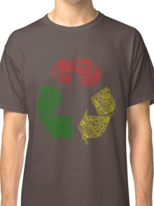 Peace, Love and Happiness Classic T-Shirt