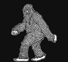 Psychedelic Sasquatch  Pullover