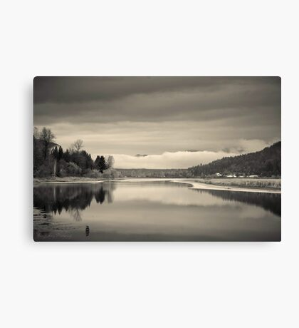 The Point at the Everglades Canvas Print
