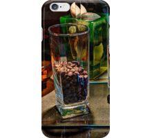 Glasses, grains, gravel iPhone Case/Skin