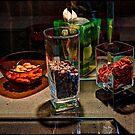 Glasses, grains, gravel by andreisky