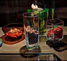 Glasses, grains, gravel by andreisky