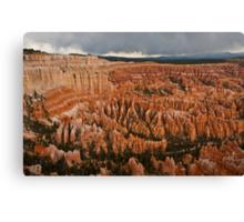 Bryce Canyon Maze Canvas Print