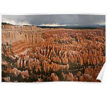 Bryce Canyon Maze Poster