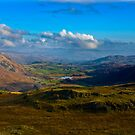 Lakeland View by Trevor Kersley