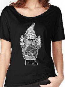 Gnome Regrets - Double Bird Third Eye Women's Relaxed Fit T-Shirt
