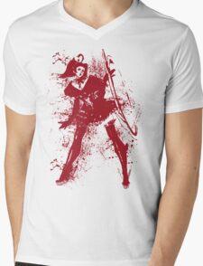 Tira Mens V-Neck T-Shirt