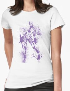 Ivy Valentine Womens Fitted T-Shirt