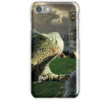 There Be Dragons iPhone Case/Skin