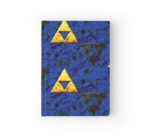 The Darker Triforce Hardcover Journal