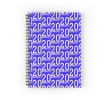 Abby Wambach #20 Spiral Notebook