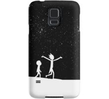 Rick and Morty - Star Viewing Samsung Galaxy Case/Skin
