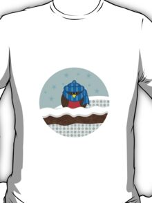 Wrapped-Up Warm Robin T-Shirt