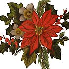 'Til the Season Comes 'Round Again Christmas Card by Marsha Free
