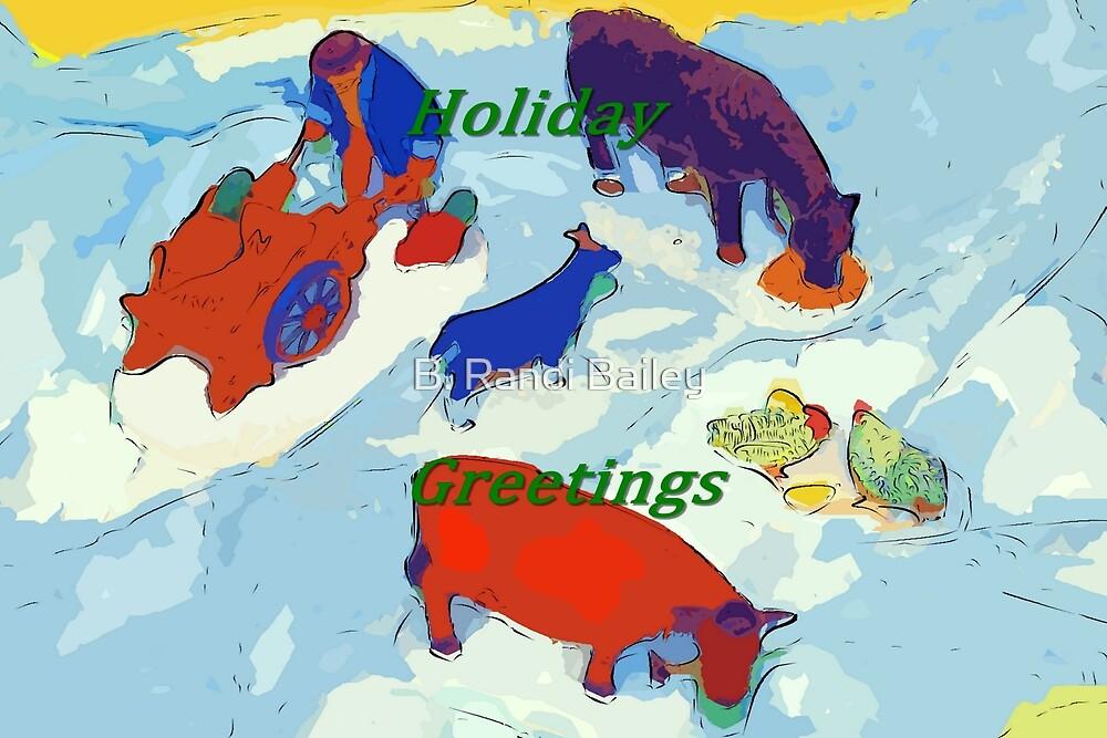 Holidays on the farm by ♥⊱ B. Randi Bailey