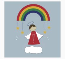 Angels and Rainbows Kids Clothes