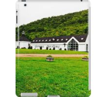 Glenora Distillery Nova Scotia iPad Case/Skin