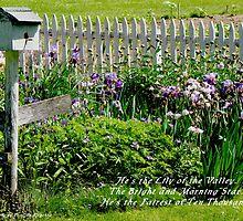 Lily of the Valley by Pietrina Elena
