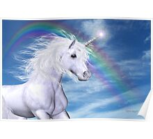 Over the Rainbow .. A Unicorn Tale Poster