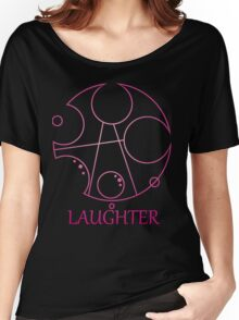 My Little Timelord - Laughter Women's Relaxed Fit T-Shirt