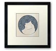 Brain Waves Framed Print
