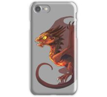 Tiny Smaug iPhone Case/Skin