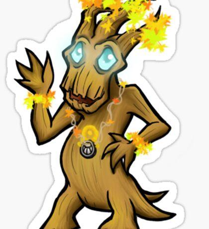 Tree is 4 Heal Sticker