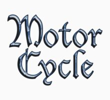 Motor cycle by TOM HILL - Designer