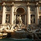 Fountains of Italy by Deborah Downes