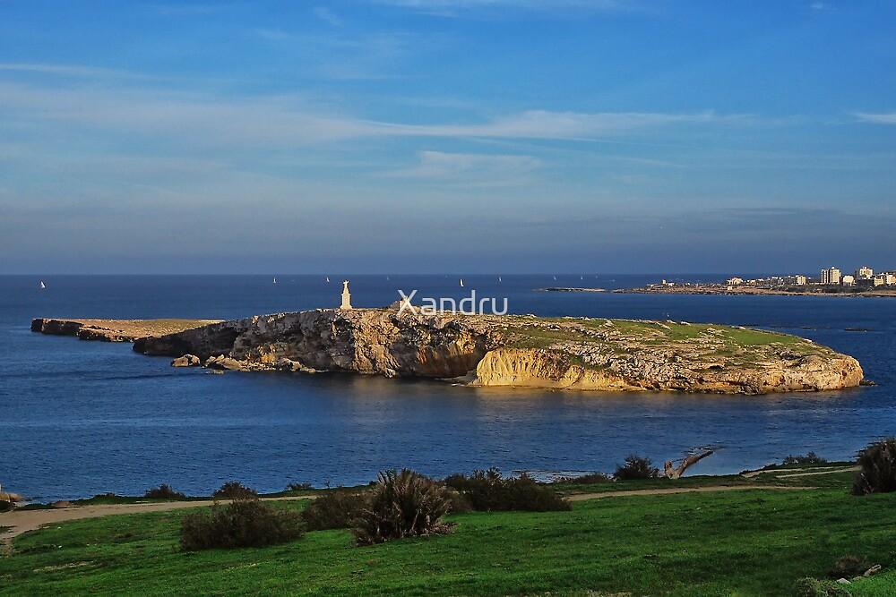 St Paul's Islet by Xandru