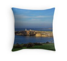 St Paul's Islet Throw Pillow