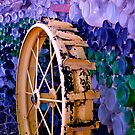 Wheel of Color by kim powell