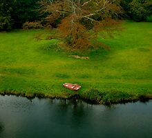 Red Boat by kim powell